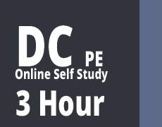 Washington DC 3 Hour Online Pre-licensing Education Course NMLS Approval Number 10967