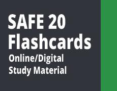 Federal SAFE 20 MLO Test Flashcards Product Image