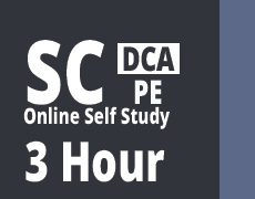 South Carolina DCA 3 Hour Online Pre-licensing Education Course NMLS Approval Number 10962