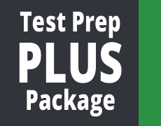 Test Prep PLUS Package Product Image