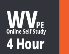 West Virginia 4 Hour Online Pre-licensing Education Course NMLS Approval Number 10949